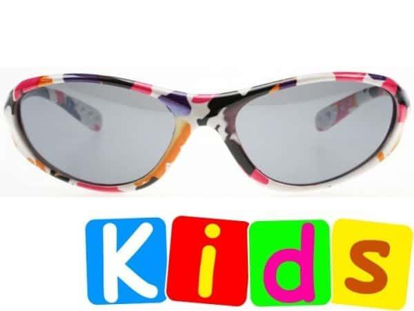 Biker Junior (multicolour) - Solbriller til barn