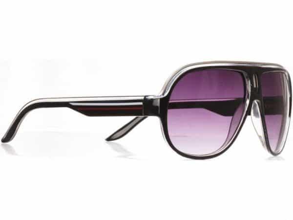 Aviator Glöd (svart) - Aviator solbrille