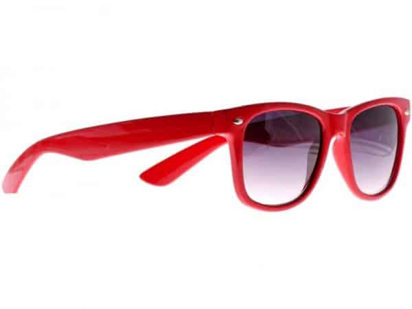 Wayfarer Classic Liten (rød) - Wayfarer solbrille