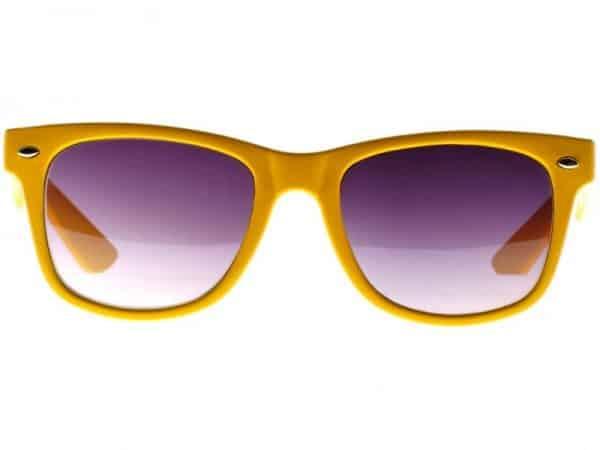 Wayfarer Classic Liten (gul) - Wayfarer solbrille
