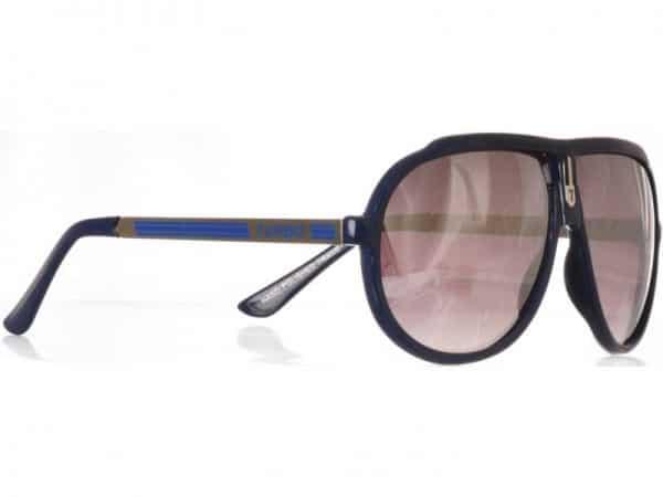 Aviator Turbo (blå) - Pilot solbrille