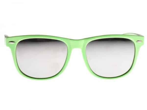 Wayfarer Mirror (grønn) - Wayfarer Solbrille