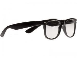 Wayfarer Små Clear (svart) - Wayfarer solbrille