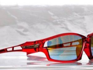 X-Loop Sport (rød) - solbrille sportowe