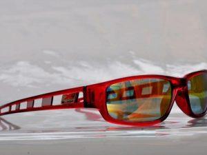 X-Loop Sport (rød) - Sports solbrille