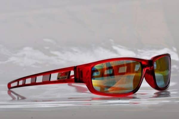 X-Loop Sport (rød) - Sportsolbrille
