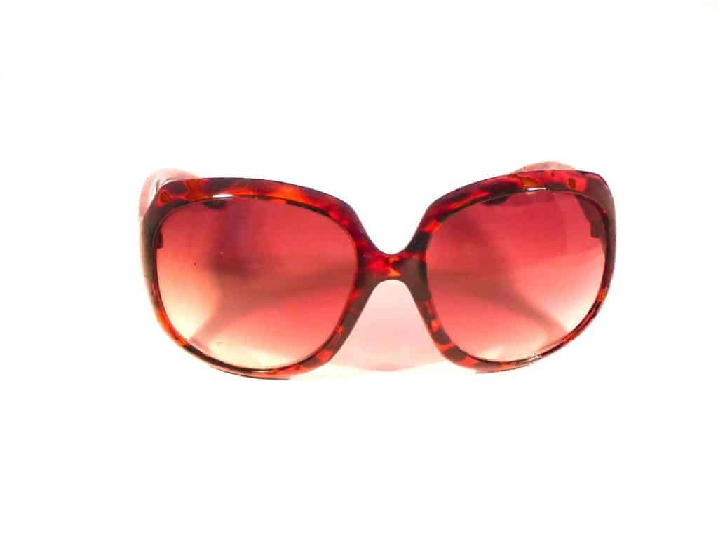 Paris Oval (brun) - Fashion solbrille