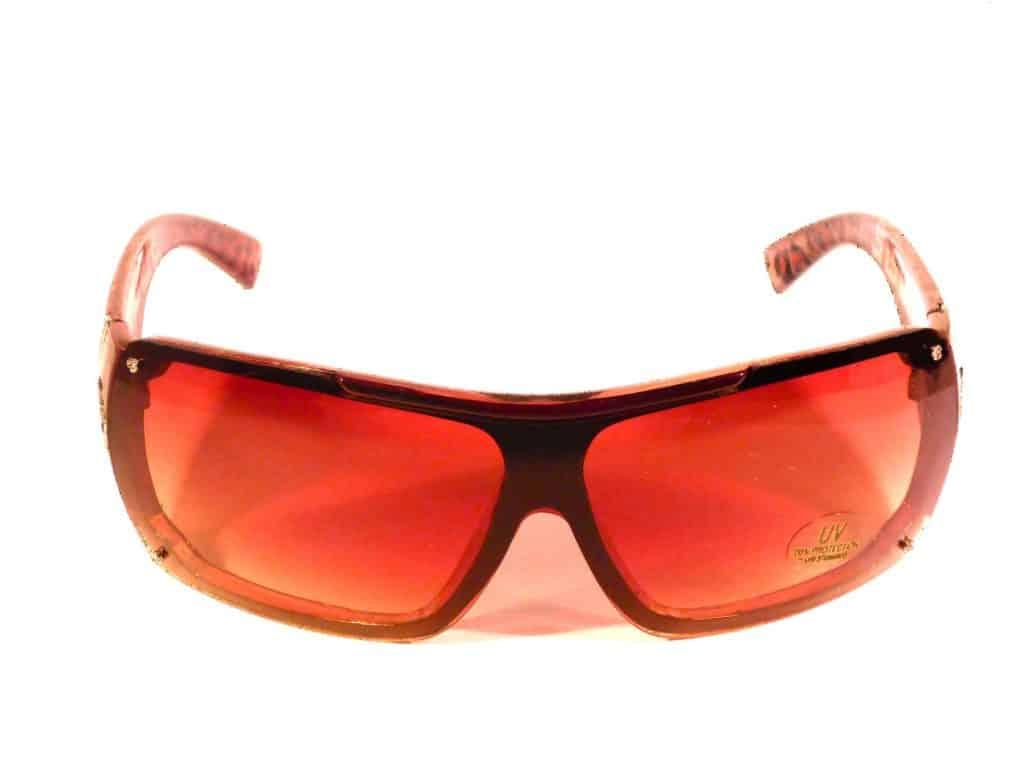 Designersolbrille (брун) - Fashion solbrille