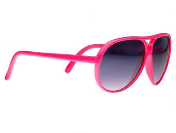 Aviator Classic (rosa) - Retro solbrille