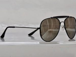 Pilot Černá Mirror  -  Pilot solbrille