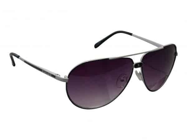 Aviator Sport Small (vit) - Retro solbrille