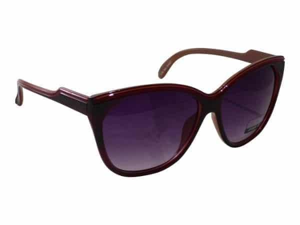 Förgången Fashion (svart) - Retro solbrille